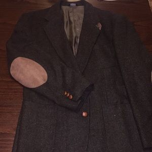 Other - Vintage professor blazer with elbow patches